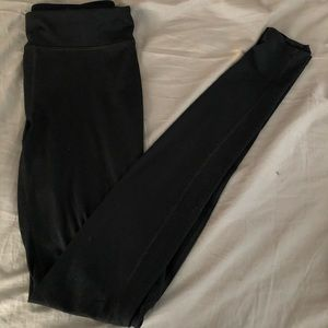 Black Champion Tights XS